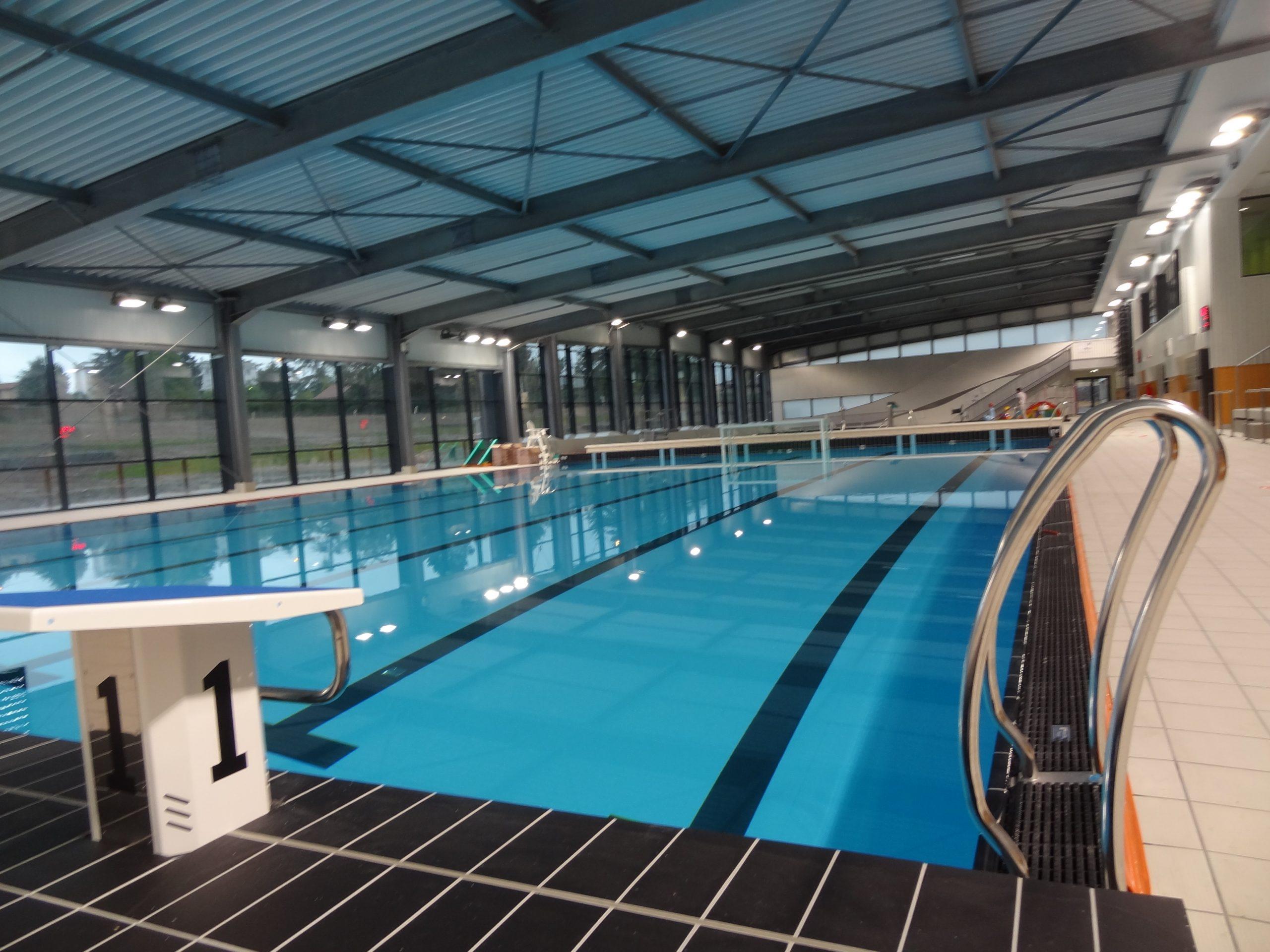 """Centre Aquatique """"les Bassins De L'aqueduc"""" à Piscine Mornant"""