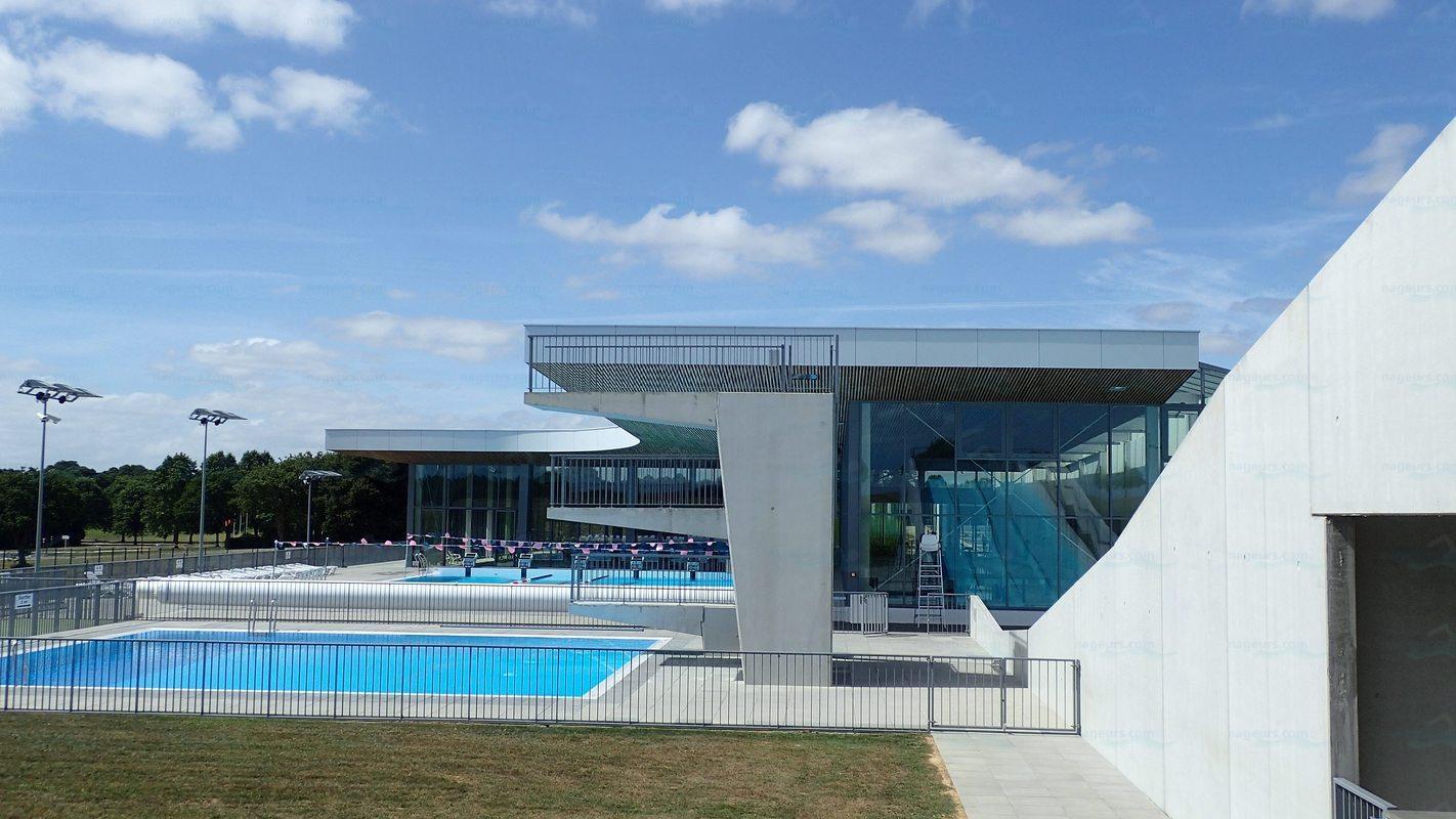 Centre Aquatique Les Ondines - Nageurs intérieur Piscine Chateaugiron