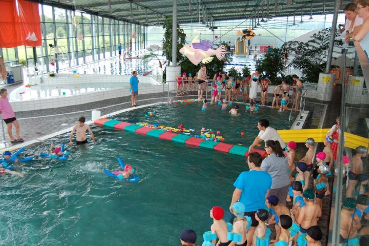 Centre Aquatique L'ilébulle - Piscine À La Flèche - Horaires ... pour Piscine De La Fleche