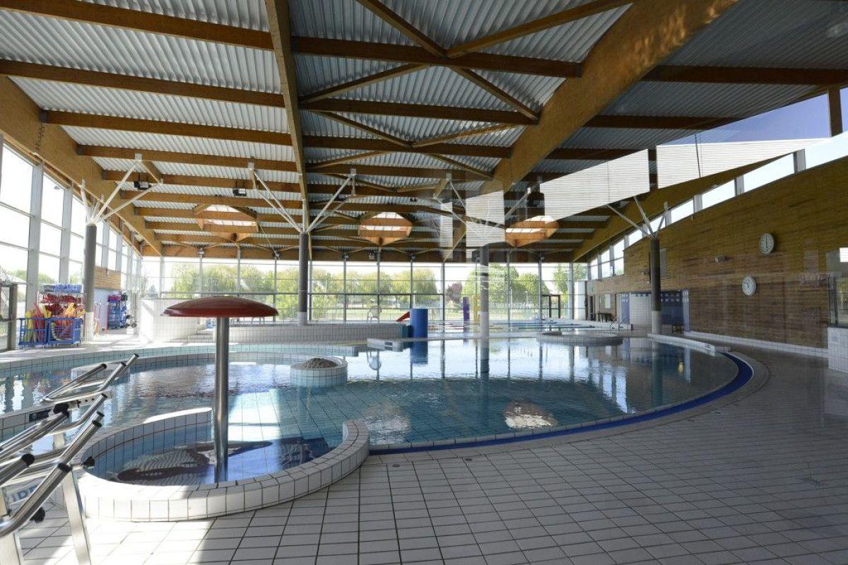 Centre Aquatique Nymphéa - Piscine À Moissy-Cramayel ... tout Piscine Savigny Le Temple