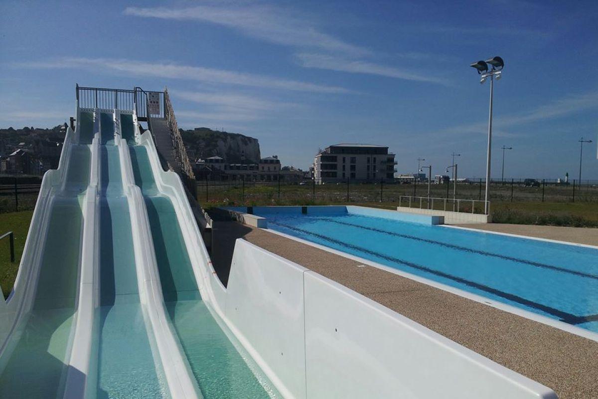 Centre Aquatique O2 Falaises - Piscine À Tréport - Horaires ... serapportantà Piscine Mers Les Bains