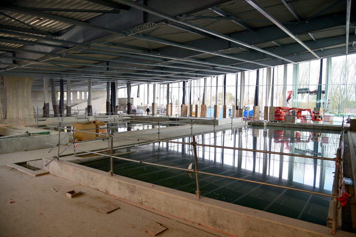 Centre Aquatique. Ouverture Retardée - Saint-Nazaire à Piscine St Nazaire