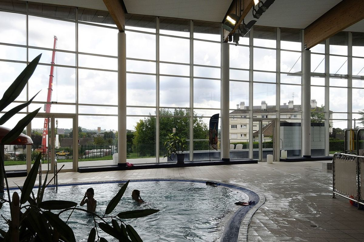 Centre Aquatique Philippe Loisel - Piscine À Breteuil ... avec Piscine Breteuil