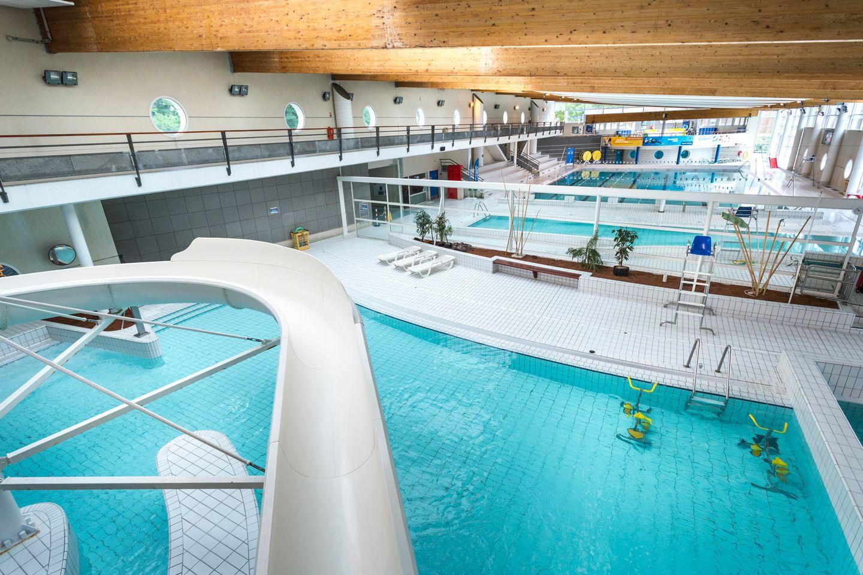 Centre Aquatique Piscine - Conflans Ste Honorine - Gymlib avec Piscine Conflans