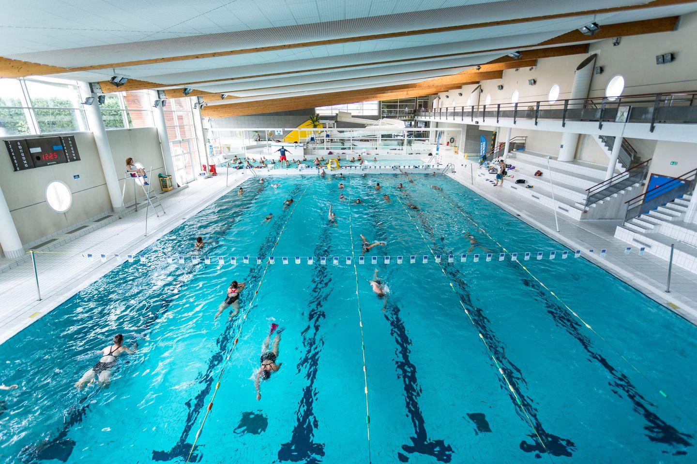 Centre Aquatique Piscine - Conflans Ste Honorine - Gymlib encequiconcerne Piscine Conflans