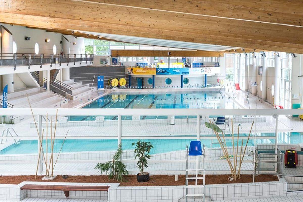 Centre Aquatique - Piscine De Conflans-Ste-Honorine ... intérieur Piscine De Conflans