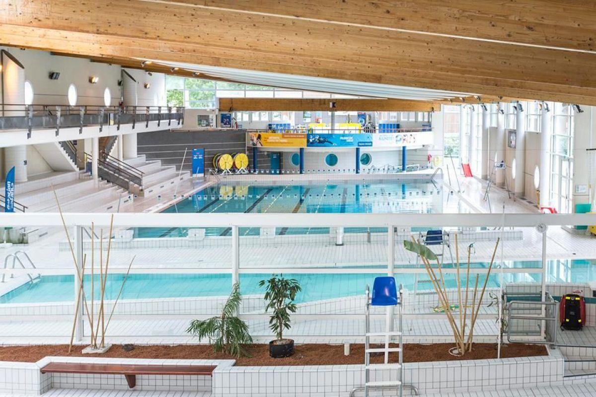 Centre Aquatique - Piscine De Conflans-Ste-Honorine ... serapportantà Piscine Eragny