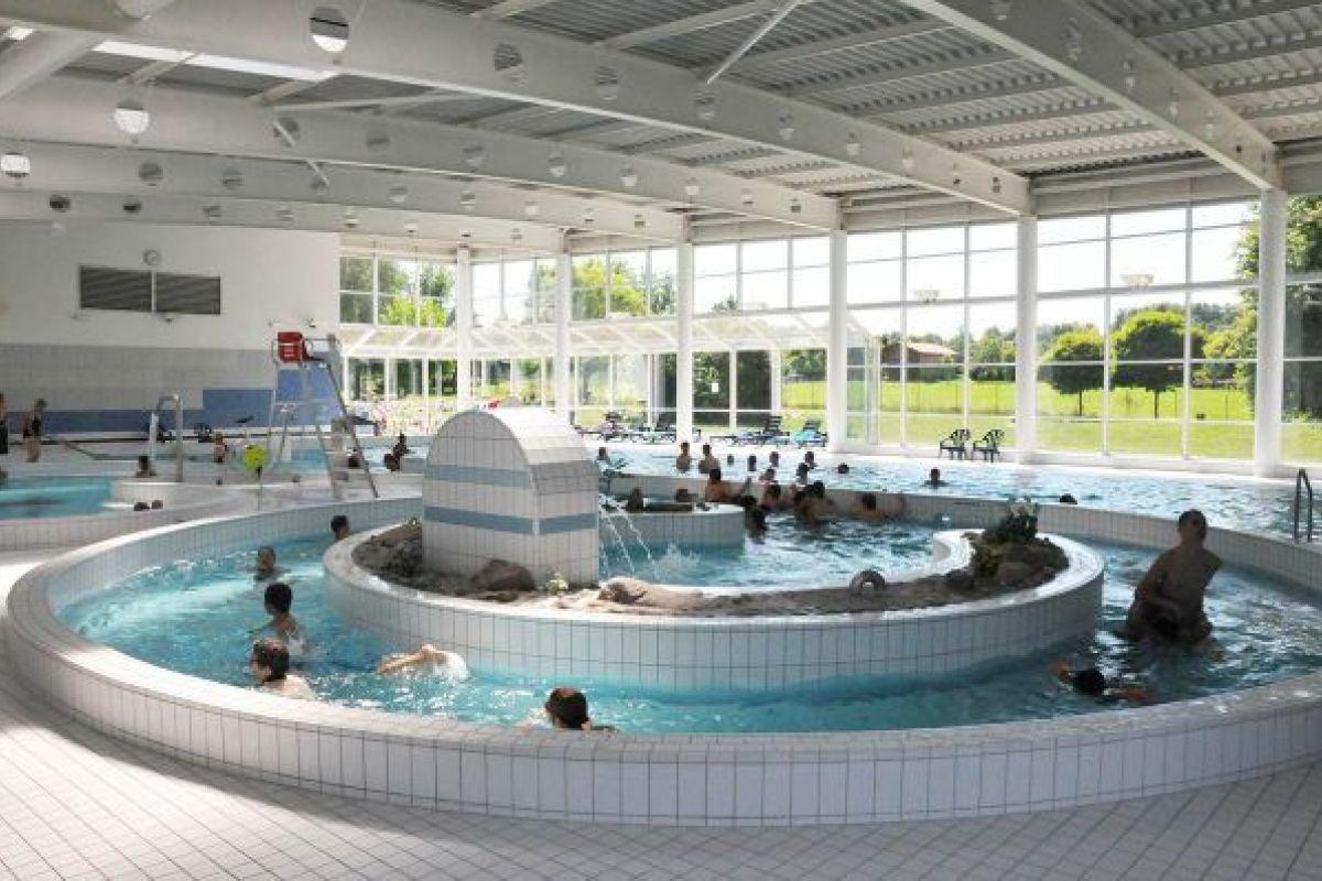 Centre Aquatique - Piscine De Sarrebourg - Horaires, Tarifs ... intérieur Piscine Sarrebourg