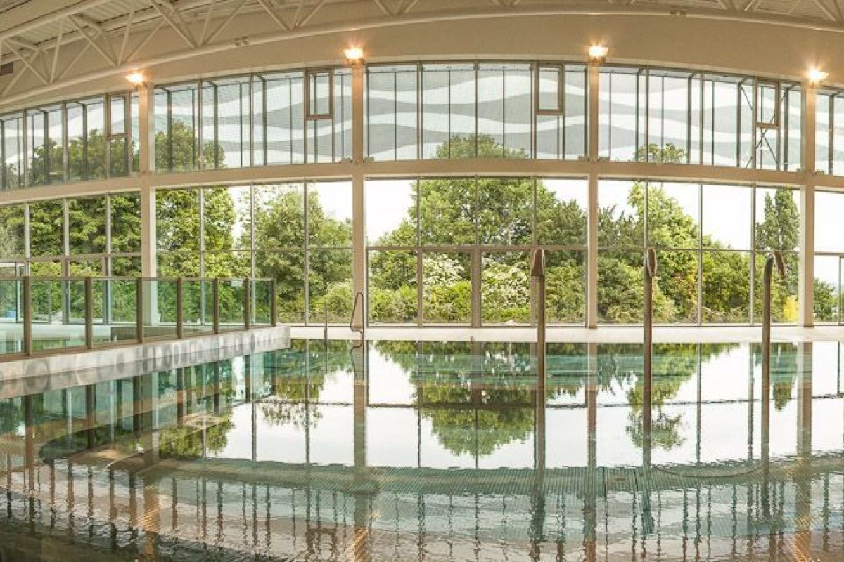 Centre Aquatique - Piscine Les Nymphéas De Noisy-Le-Grand ... intérieur Piscine De Noisy Le Grand