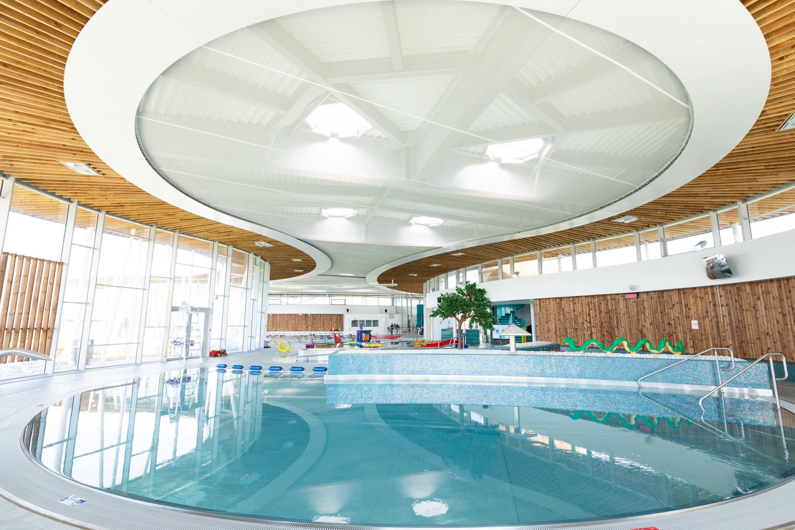 Centre Aquatique Près De Nantes - Aqua Bulles Saint Fulgent dedans Piscine Saint Fulgent