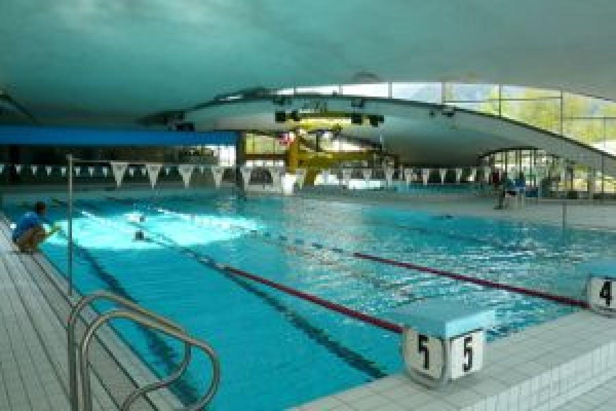 Centre Aquatique Richard Bozon - Piscine De Chamonix ... destiné Piscine De Chamonix