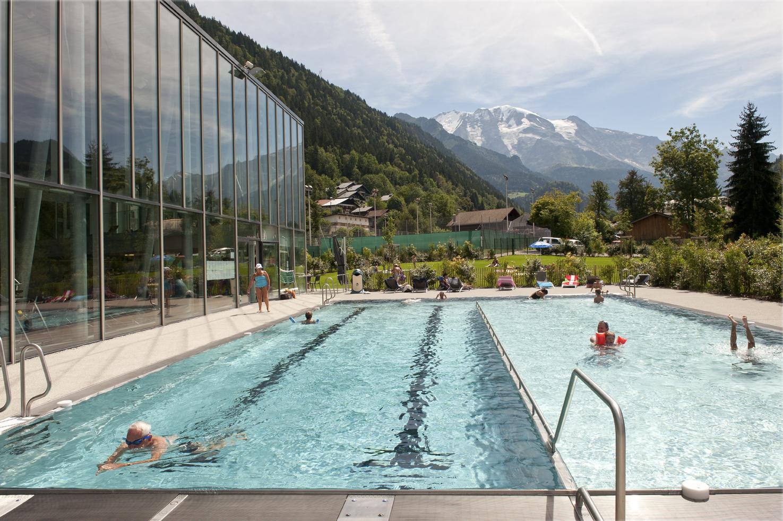 Centre Aquatique - Saint Gervais Les Bains - Caue Haute-Savoie intérieur Piscine Saint Gervais Les Bains