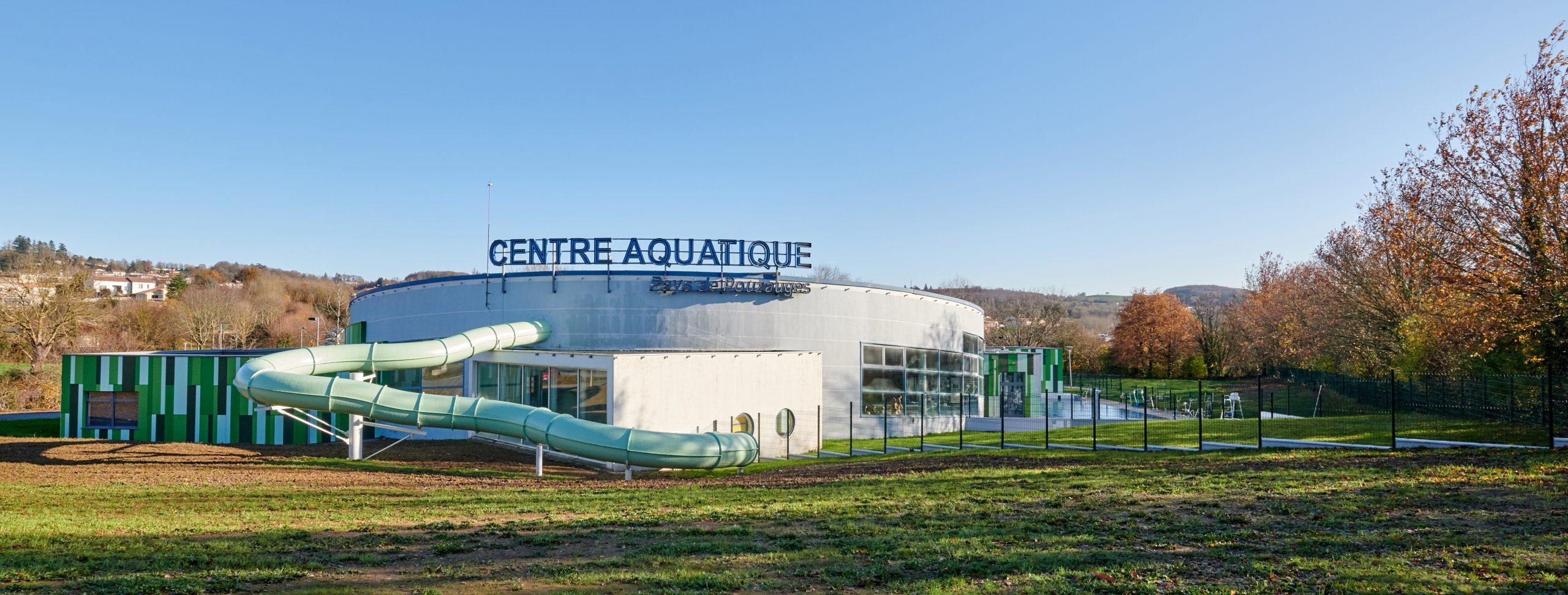 Centre Aquatique - Sorties - Détente Pouzauges - Vendée Tourisme serapportantà Piscine Pouzauges