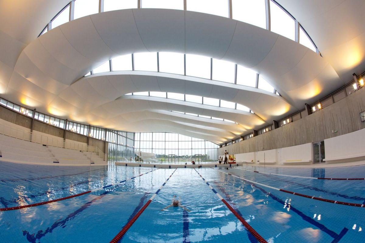 Centre Aquatique Val-D'europe - Piscine À Bailly ... à Piscine De Lagny Sur Marne