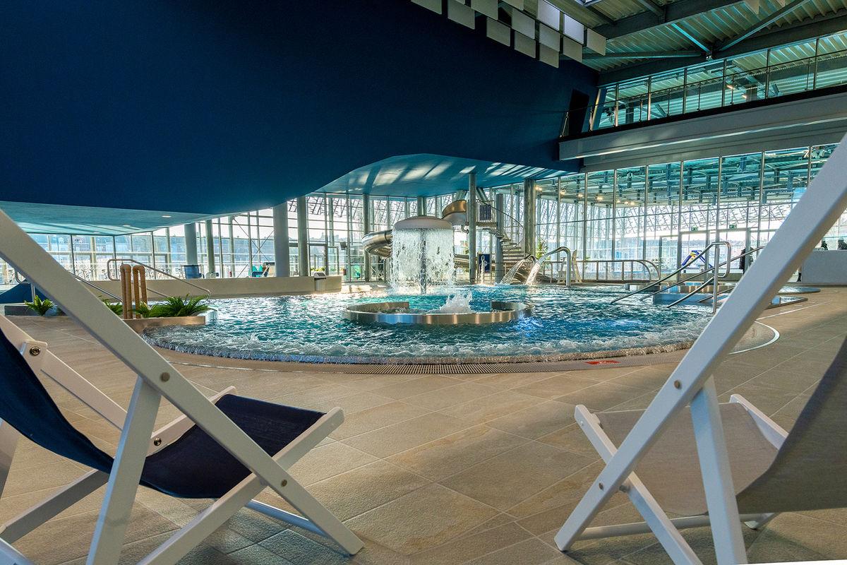 Centre Aquatique - Valenciennes avec Piscine Valenciennes