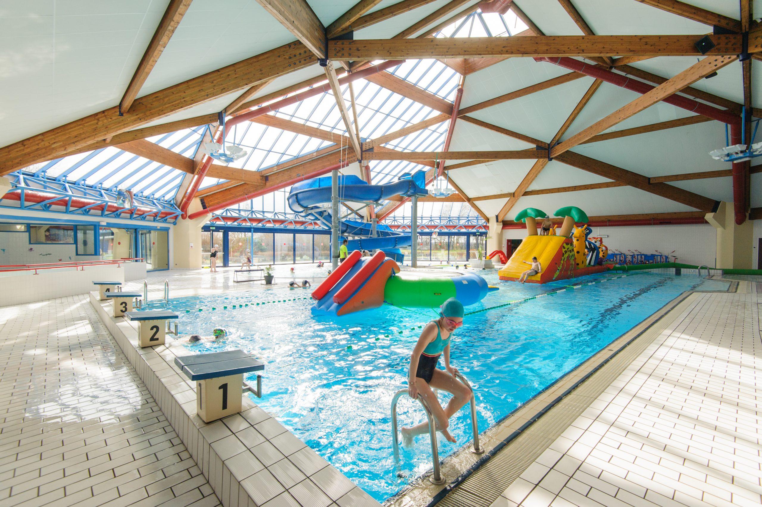 Centre Aquatique Vallées Et Plateau D'ardenne | Communauté ... concernant Piscine Saint Marcel