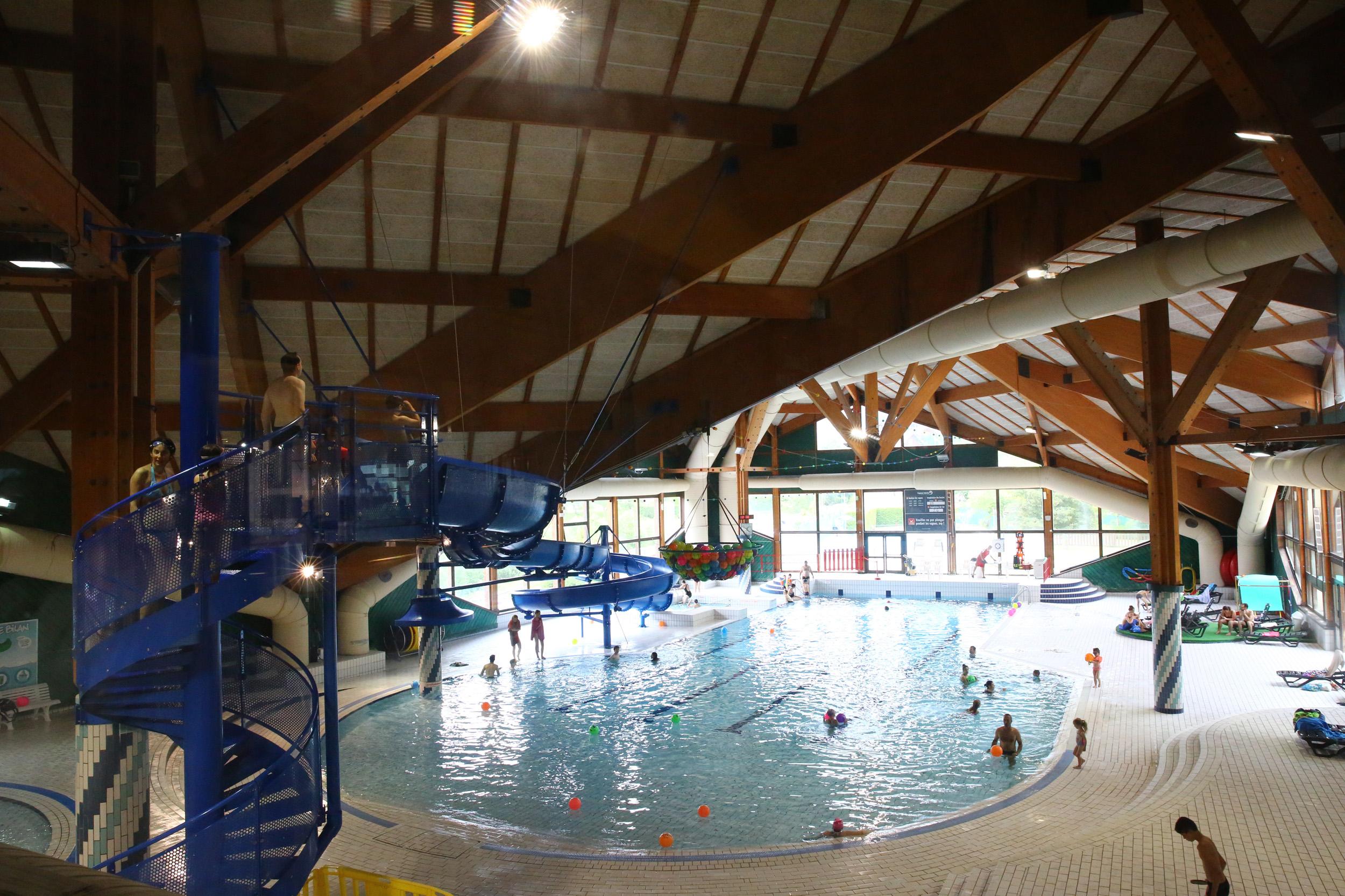 Centre Aquatique - Villard-De-Lans tout Piscine Avec Toboggan Ile De France
