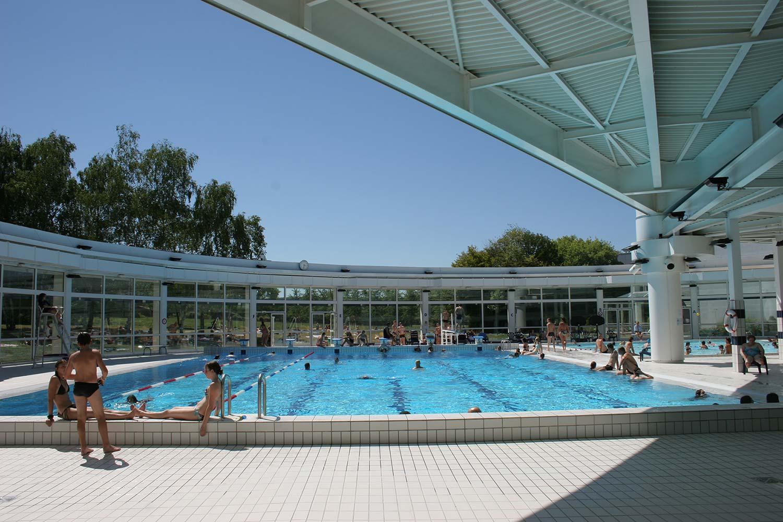 Centre Aquatique – Ville De Sarrebourg pour Piscine Sarrebourg