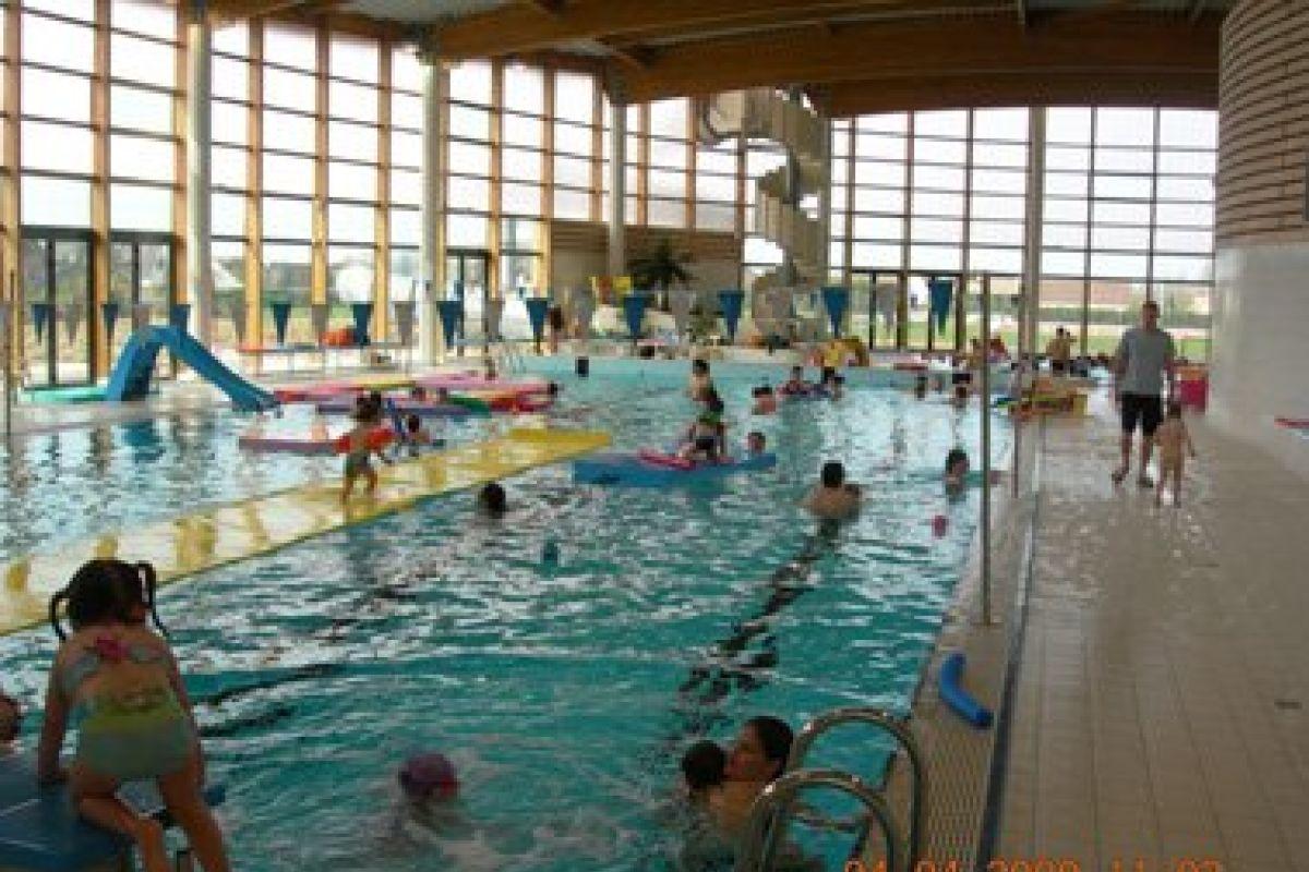 Centre Nautique Aqualude - Piscine À Nangis - Horaires ... pour Piscine Montereau
