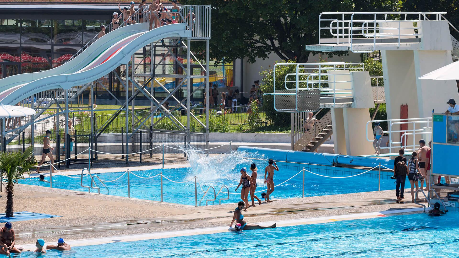Centre Nautique Aquarhin, Piscine & Spa Ottmarsheim encequiconcerne Piscine Village Neuf Horaires