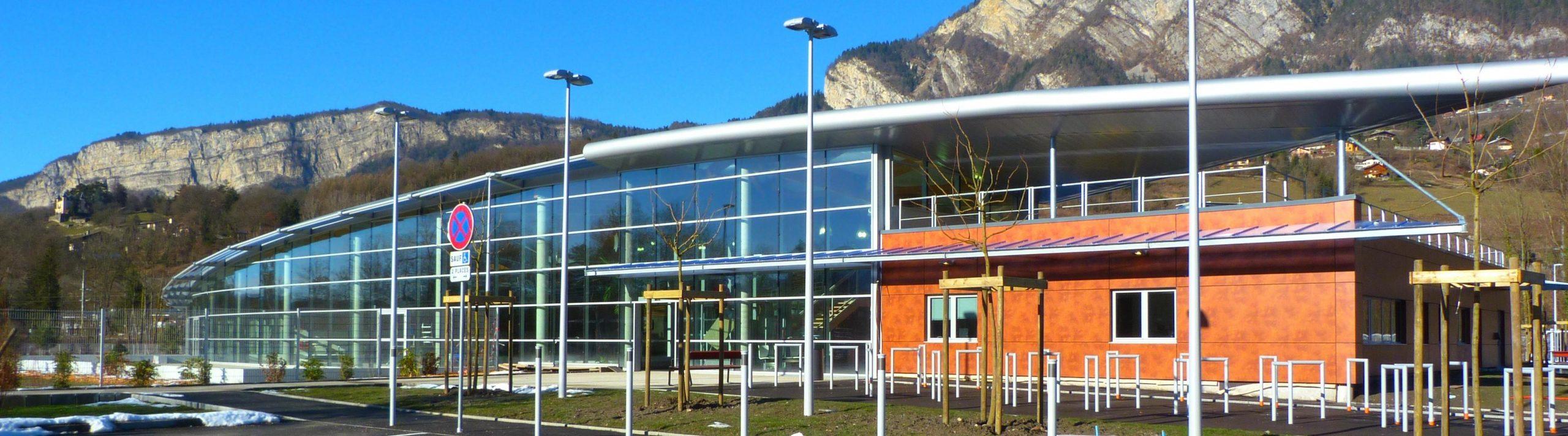 Centre Nautique Guy Chatel – Bonneville (74)   Btp ... à Horaire Piscine Bonneville
