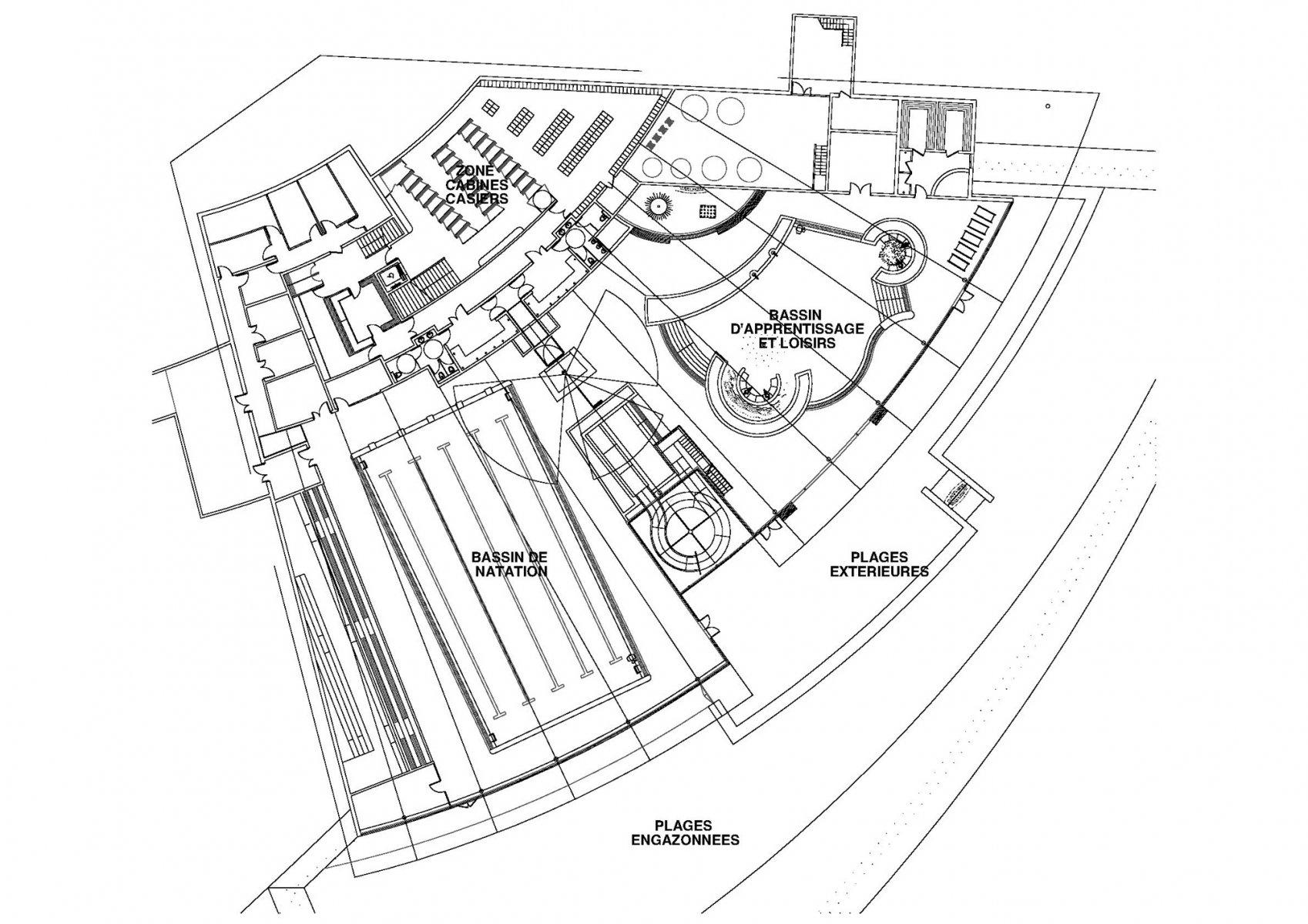 Centre Nautique Intercommunal – Trie Château « Arval ... serapportantà Piscine Trie Chateau