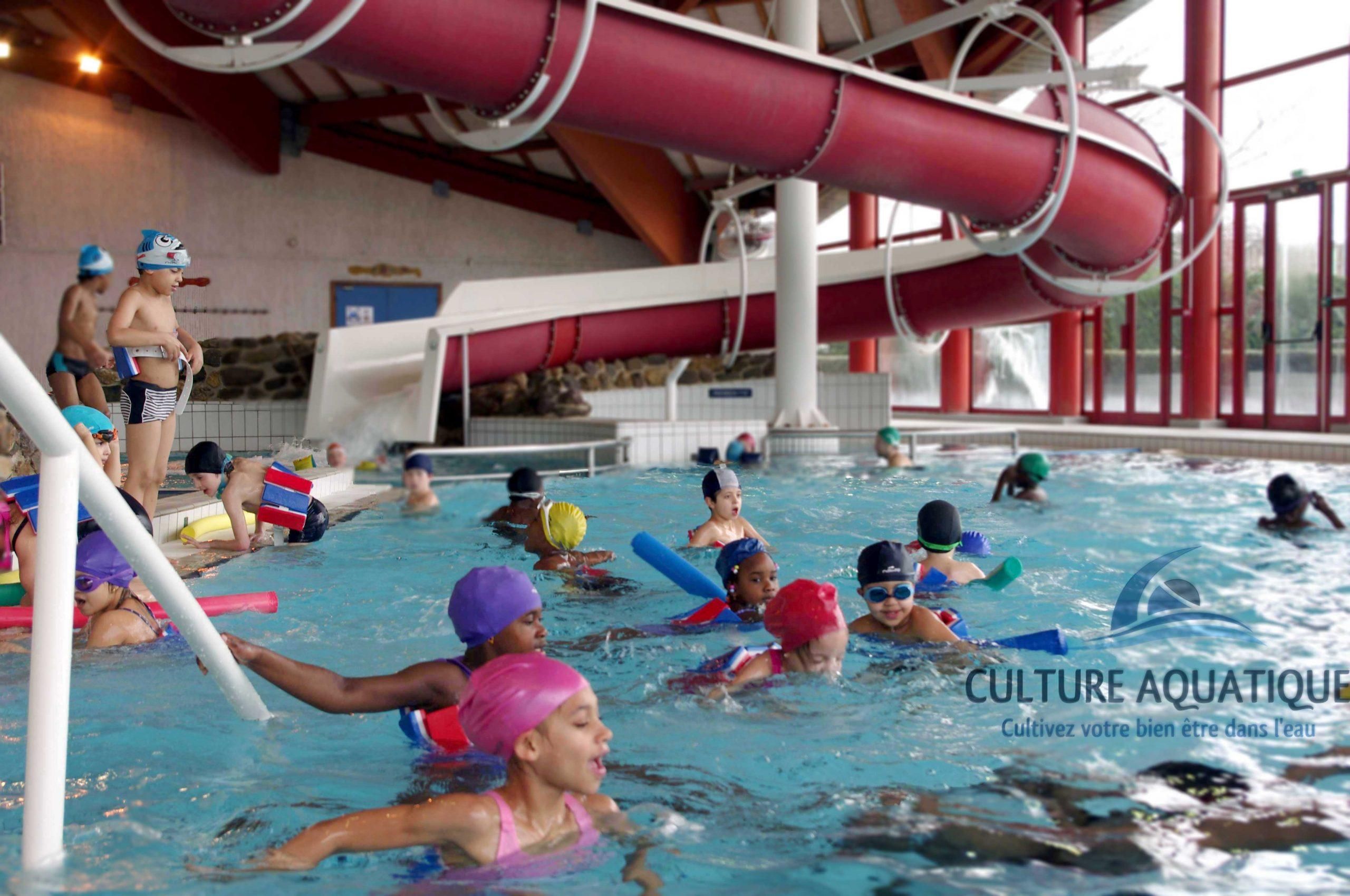 Centre Nautique Jacques Brel À Bobigny Culture Aquatique ... concernant Piscine De Bobigny