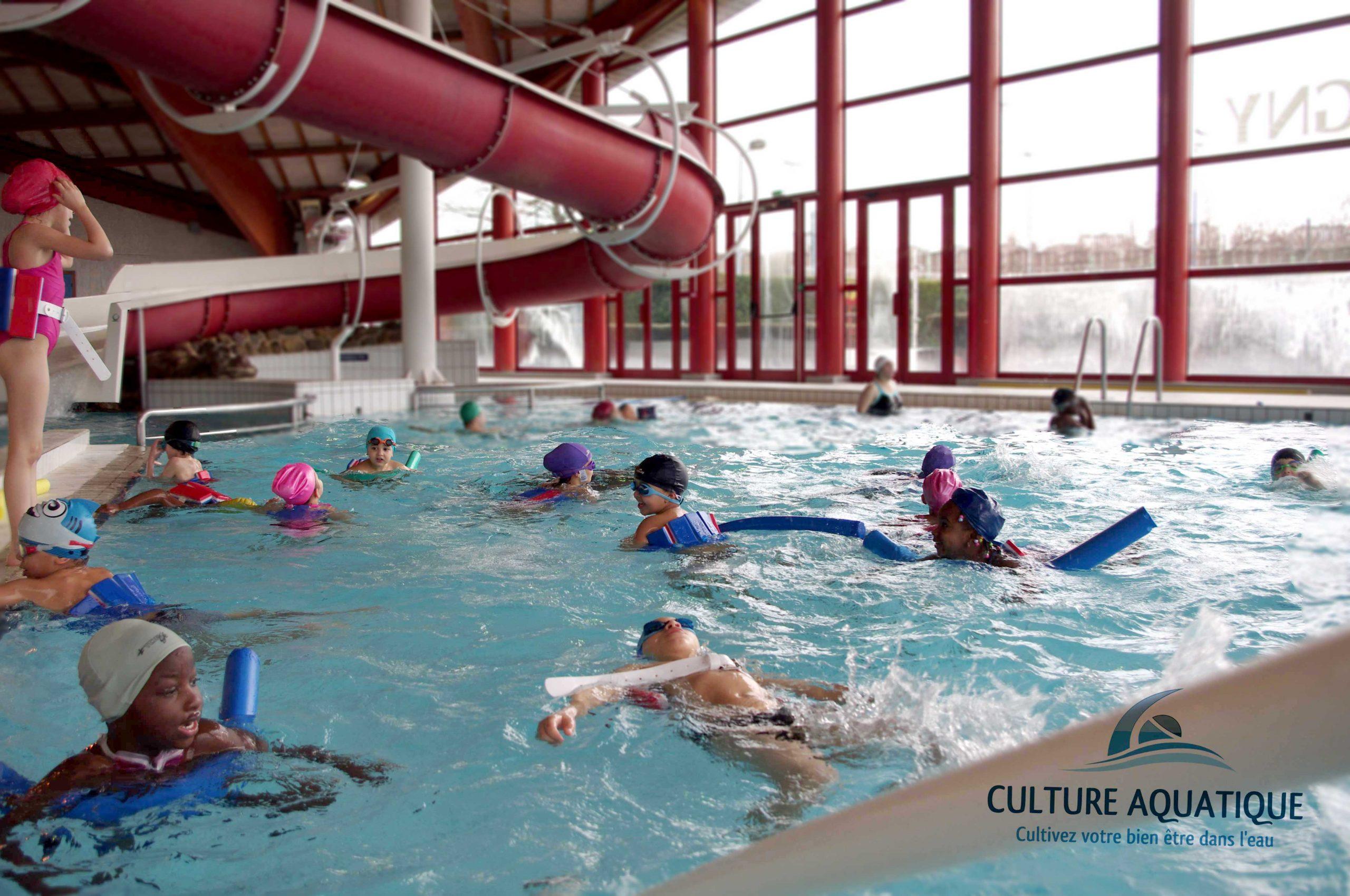 Centre Nautique Jacques Brel À Bobigny Culture Aquatique ... encequiconcerne Piscine De Bobigny