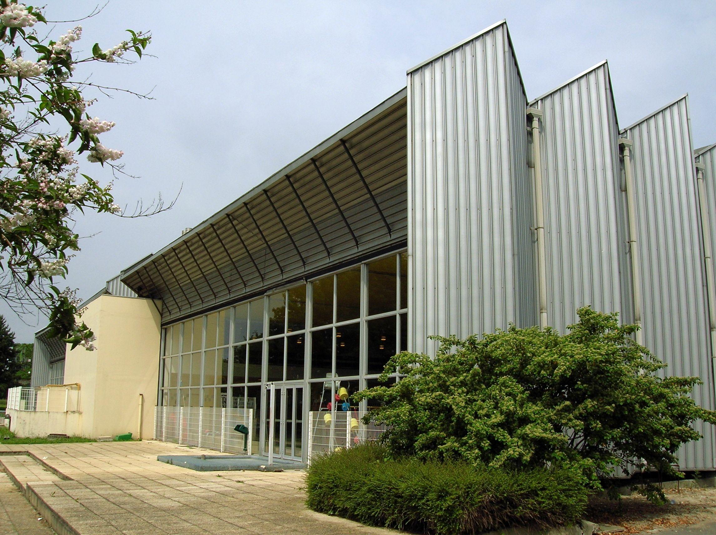 Centre Nautique Jacques Duclos - Patrimoine - Atlas De L ... dedans Piscine Chateaudun