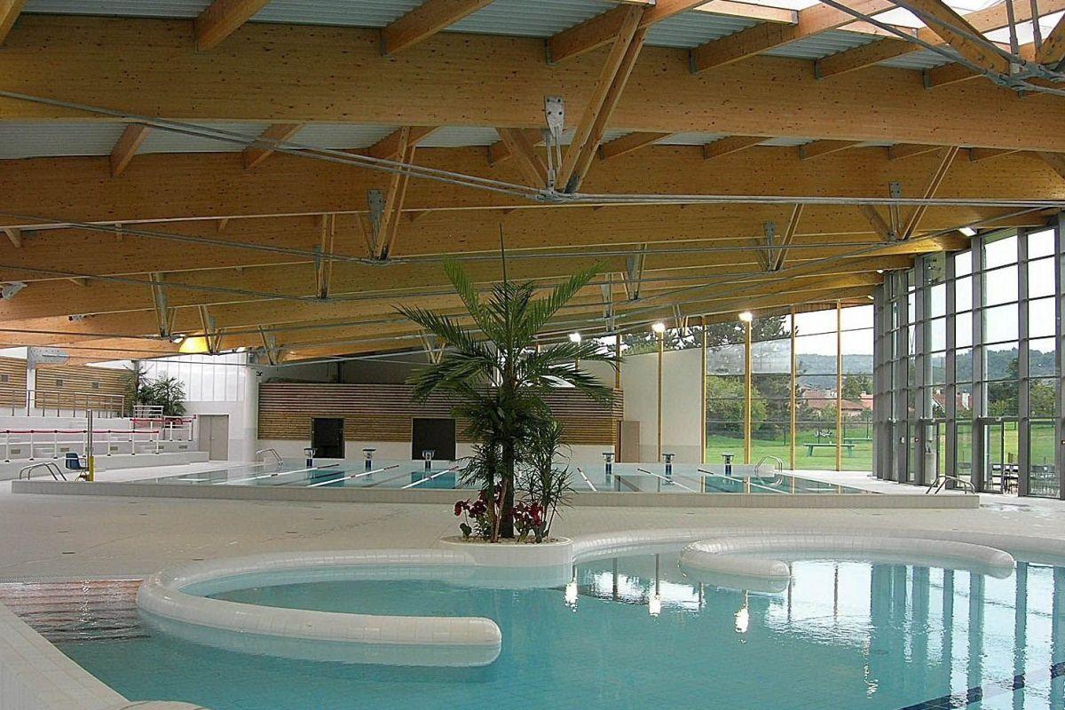Centre Nautique Laure Manaudou - Piscine À Amberieu En Bugey ... intérieur Piscine Amberieu