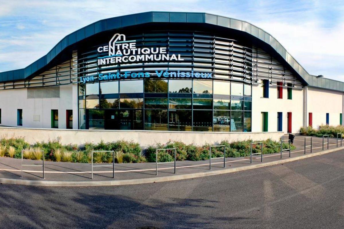 Centre Nautique Lyon, Saint-Fons - Piscine De Venissieux ... dedans Piscine Du Moulin A Vent