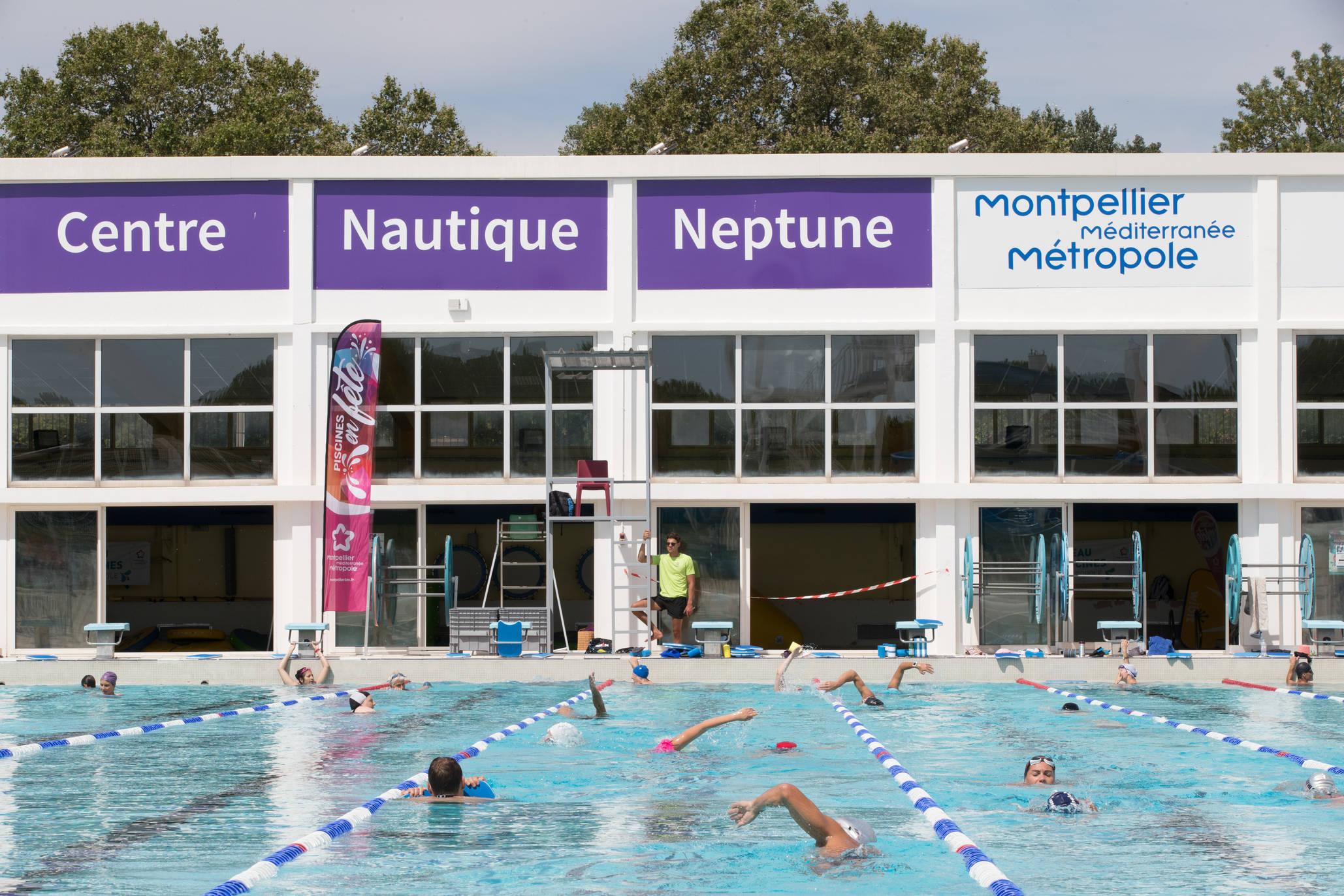Centre Nautique Neptune À Montpellier   Montpellier ... à Piscine Neptune Montpellier