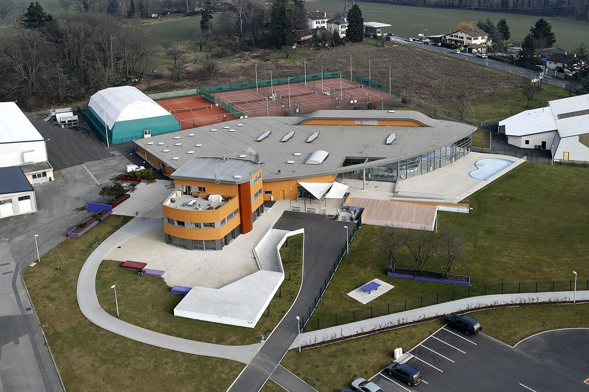 Centre Nautique - Piscine À Ferney Voltaire - Horaires ... à Piscine Ferney Voltaire