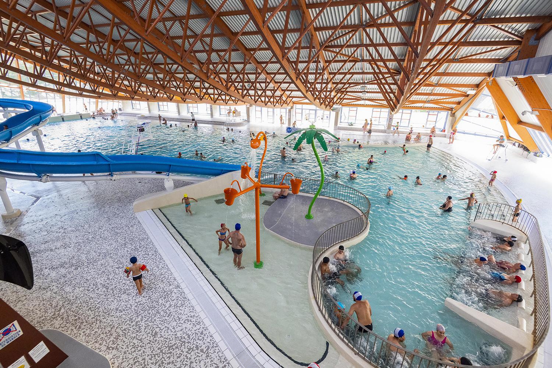 Centre Nautique Roger Couderc - Tourisme Affaire pour Piscine St Chamond