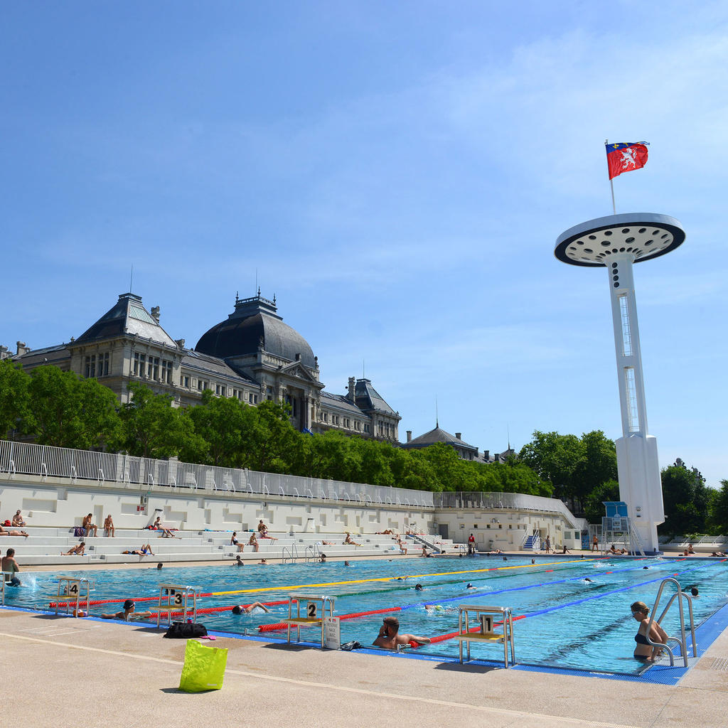 Centre Nautique Tony Bertrand, C'est Olympique ! tout Piscine Tony Bertrand