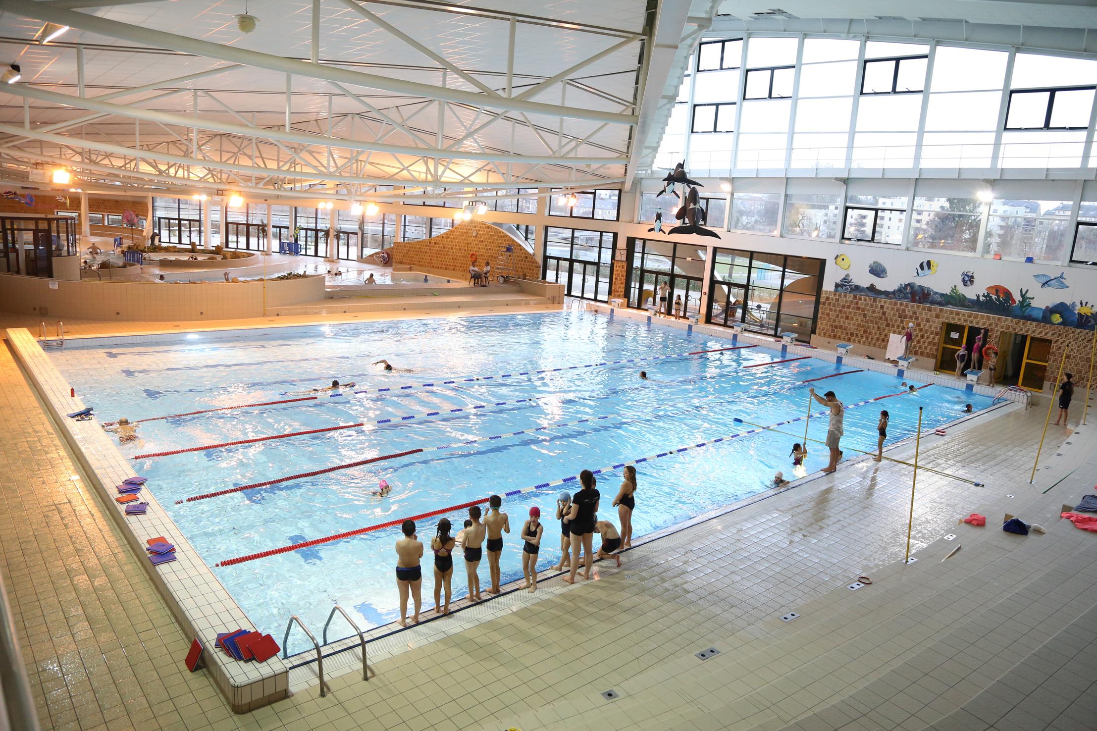 Centres Aquatiques destiné Piscine Charleville Mezieres