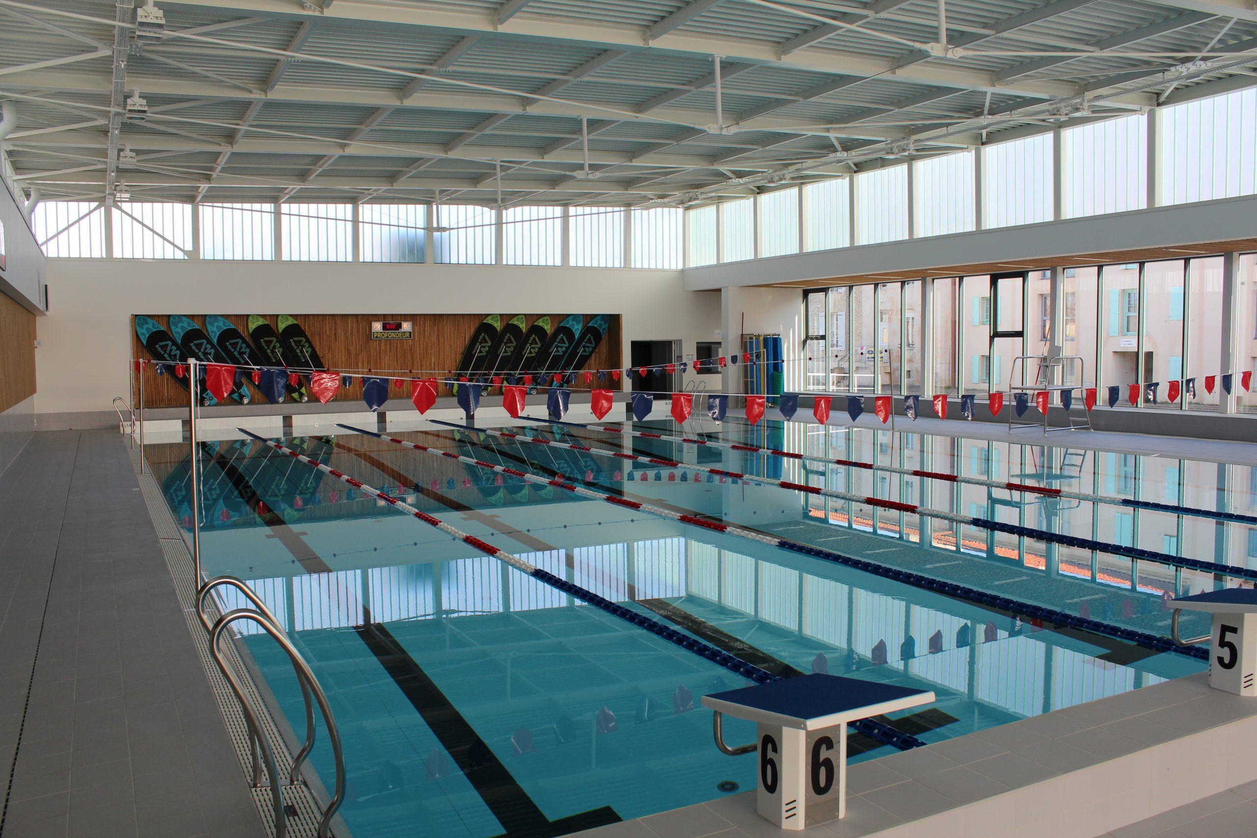 Centres Aquatiques – Page 2 – Ethis Ingénierie dedans Piscine Saint Fulgent