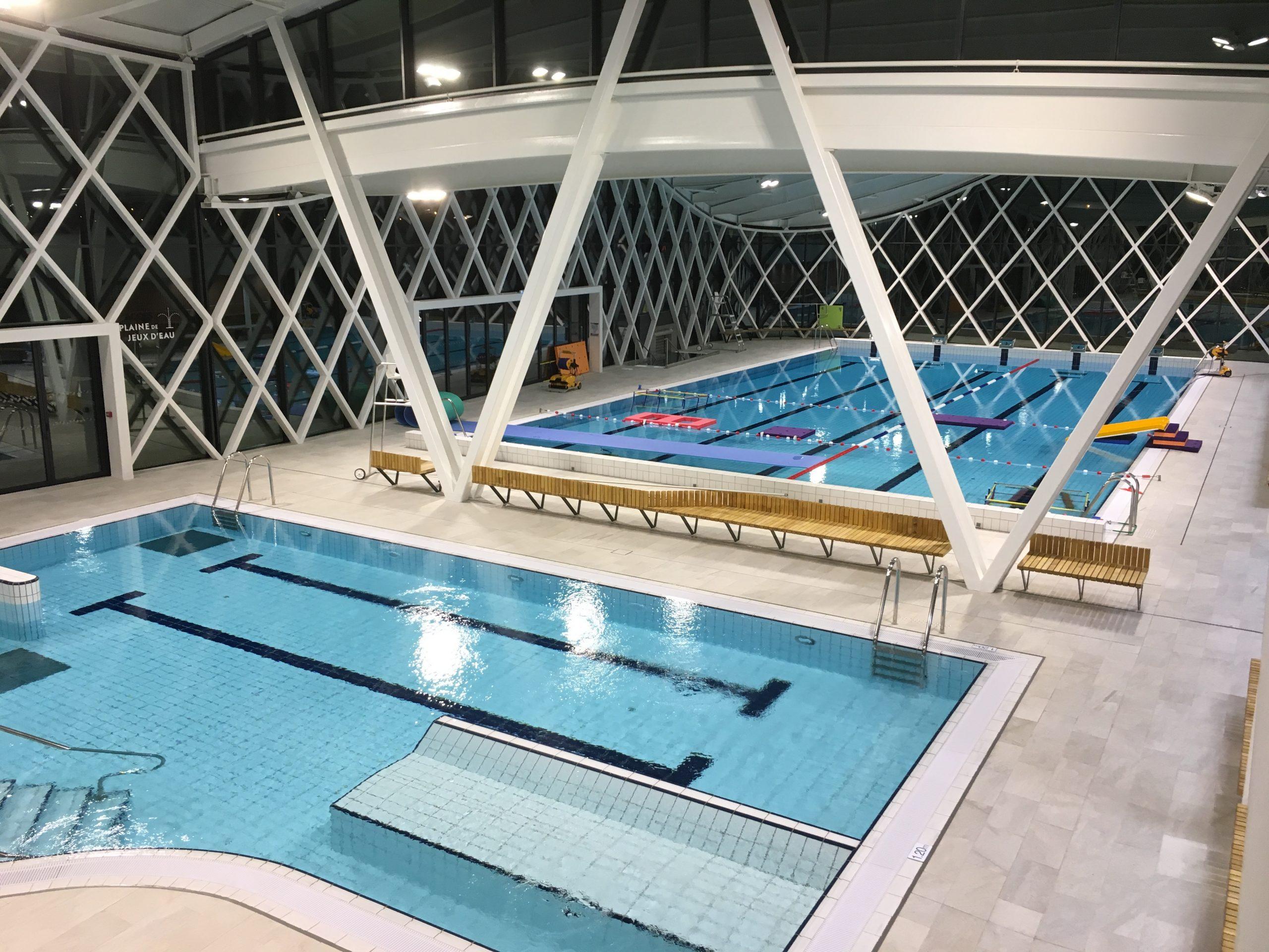 Centres Aquatiques – Page 3 – Ethis Ingénierie destiné Piscine St Gilles Croix De Vie