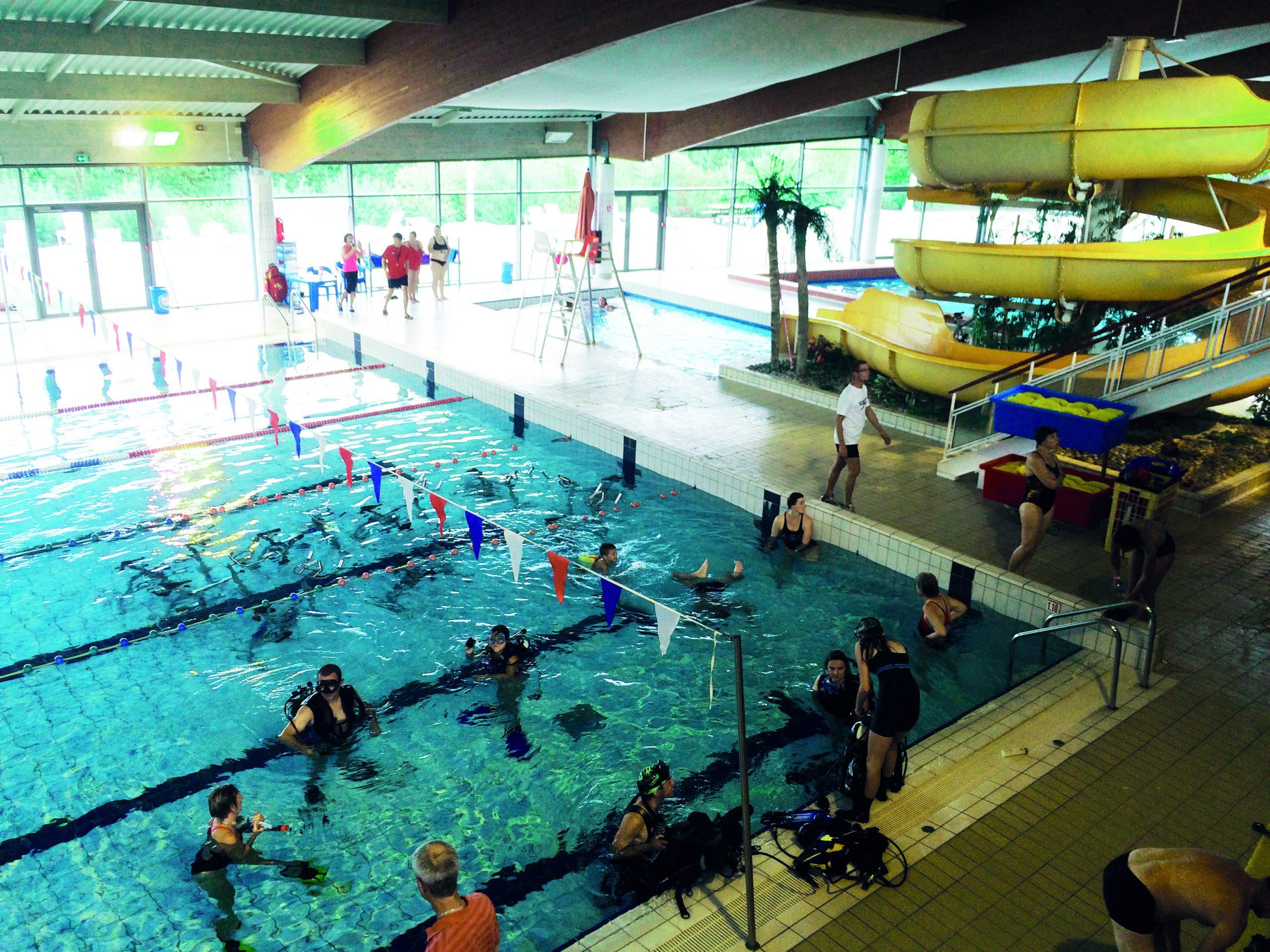 Centres Aquatiques - Planète Equalia à Piscine De Moissy Cramayel