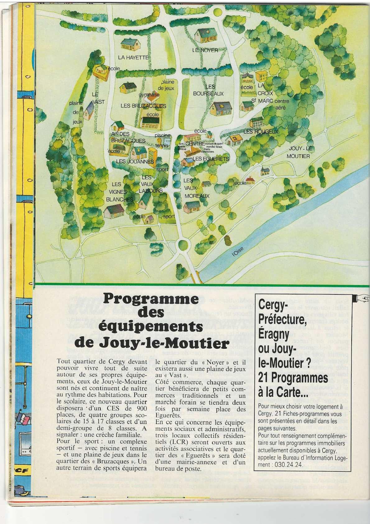Cergy Magazine 1979 - Calameo Downloader serapportantà Piscine Eragny