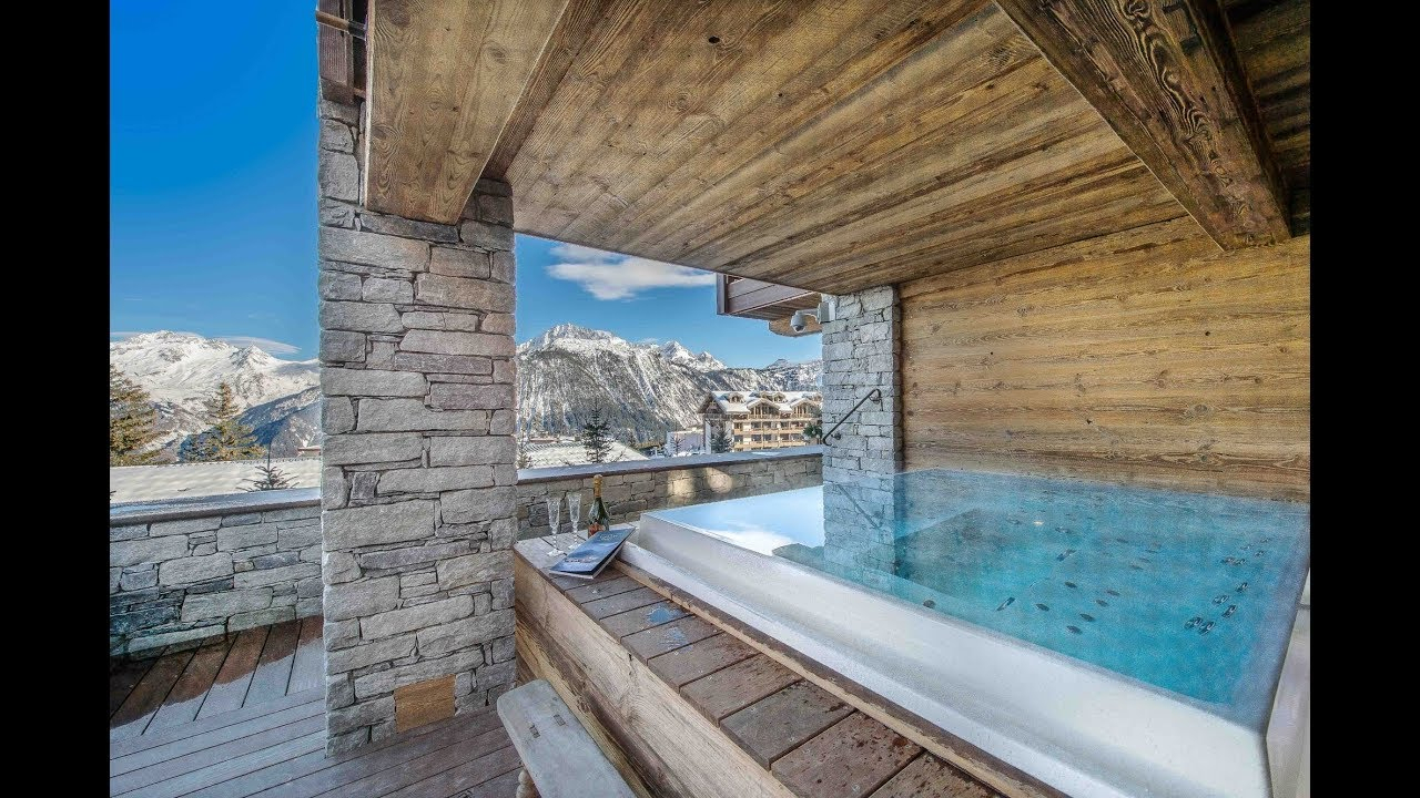 Chalet Cryst'aile - Courchevel 1850 avec Piscine Courchevel