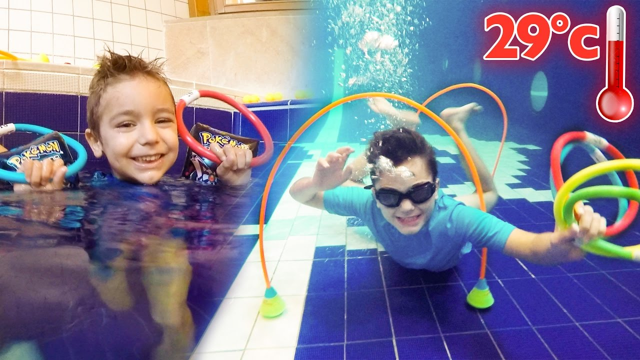 Challenges & Challenges Heated Swimming Pool At 29 ° 🔅 pour Swan Et Neo Piscine