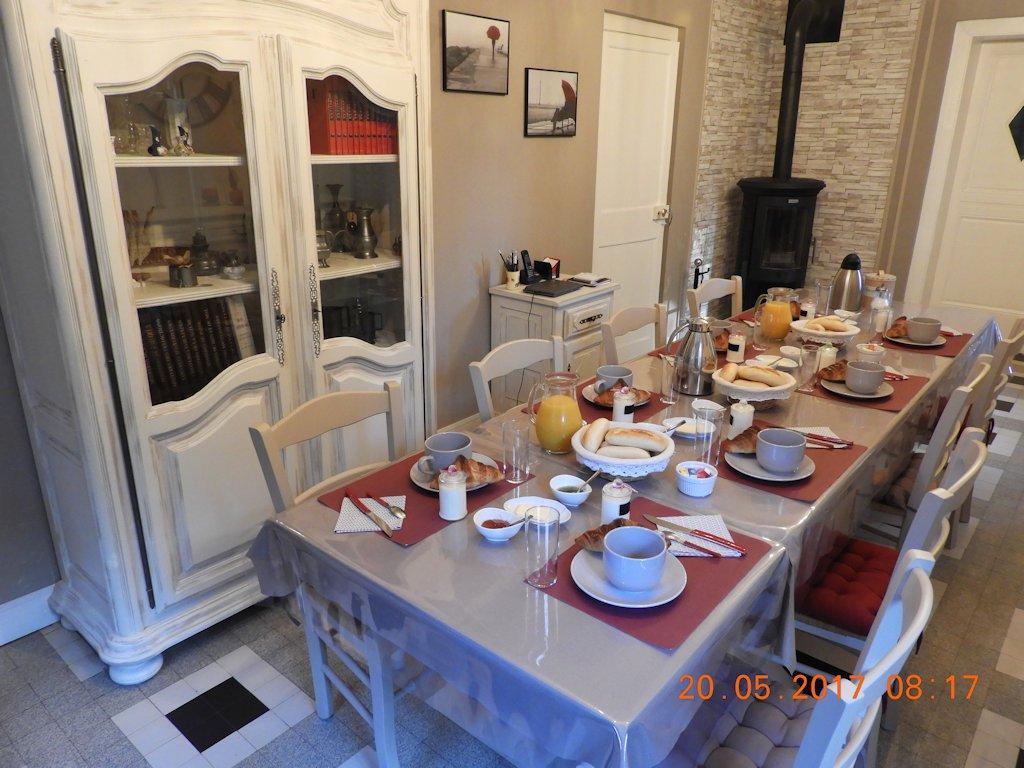 Chambres D'hôtes Le Prêche, Chambres Criquetot L'esneval ... à Piscine De Criquetot