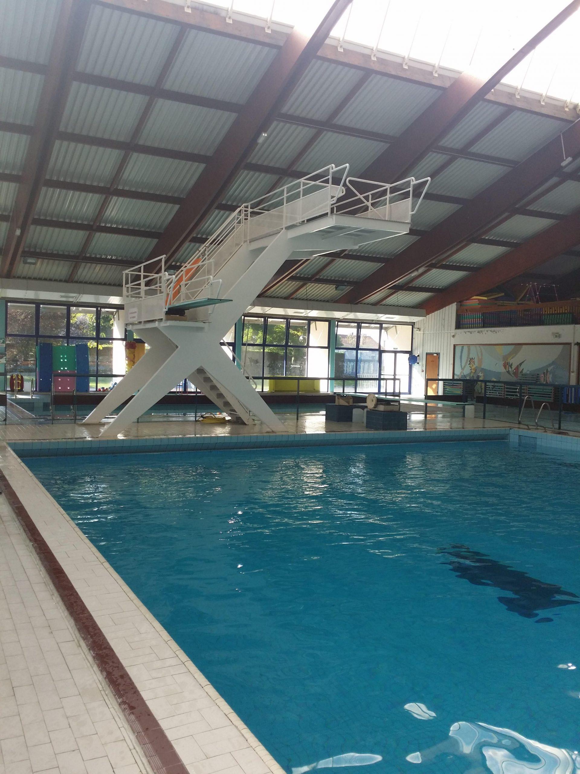 Champigny-Sur-Marne (94 - Val-De-Marne, France) - Piscine ... encequiconcerne Piscine Atlantis Albi
