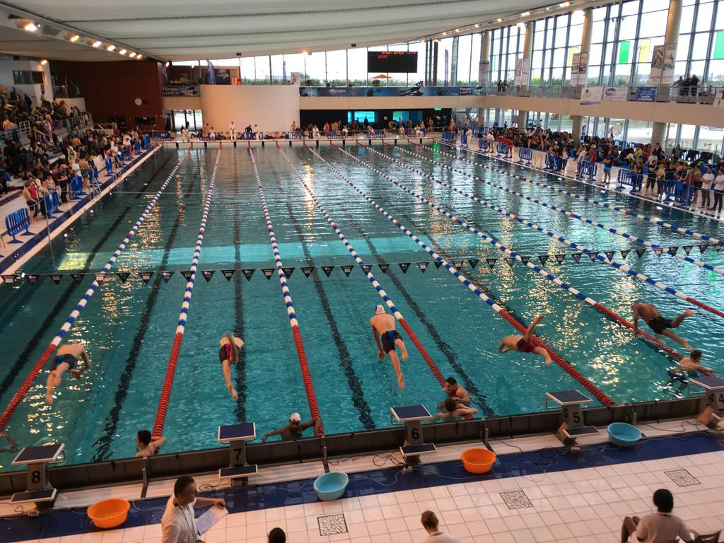 Championnat Régional Juniors - 50 M - Bois-Colombes Sports ... intérieur Horaire Piscine Palaiseau
