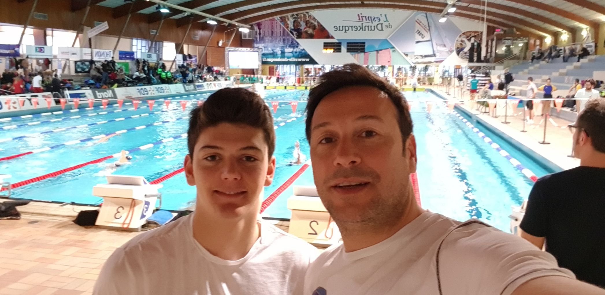 Championnats De France Juniors-50M-Dunkerque concernant Piscine Paul Asseman