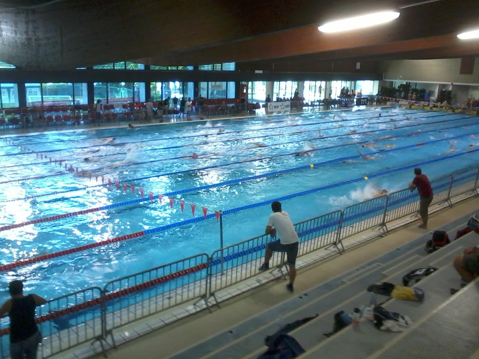 Championnats De France Minimes - Le Blog Du Clc Natation pour Piscine Colombelles