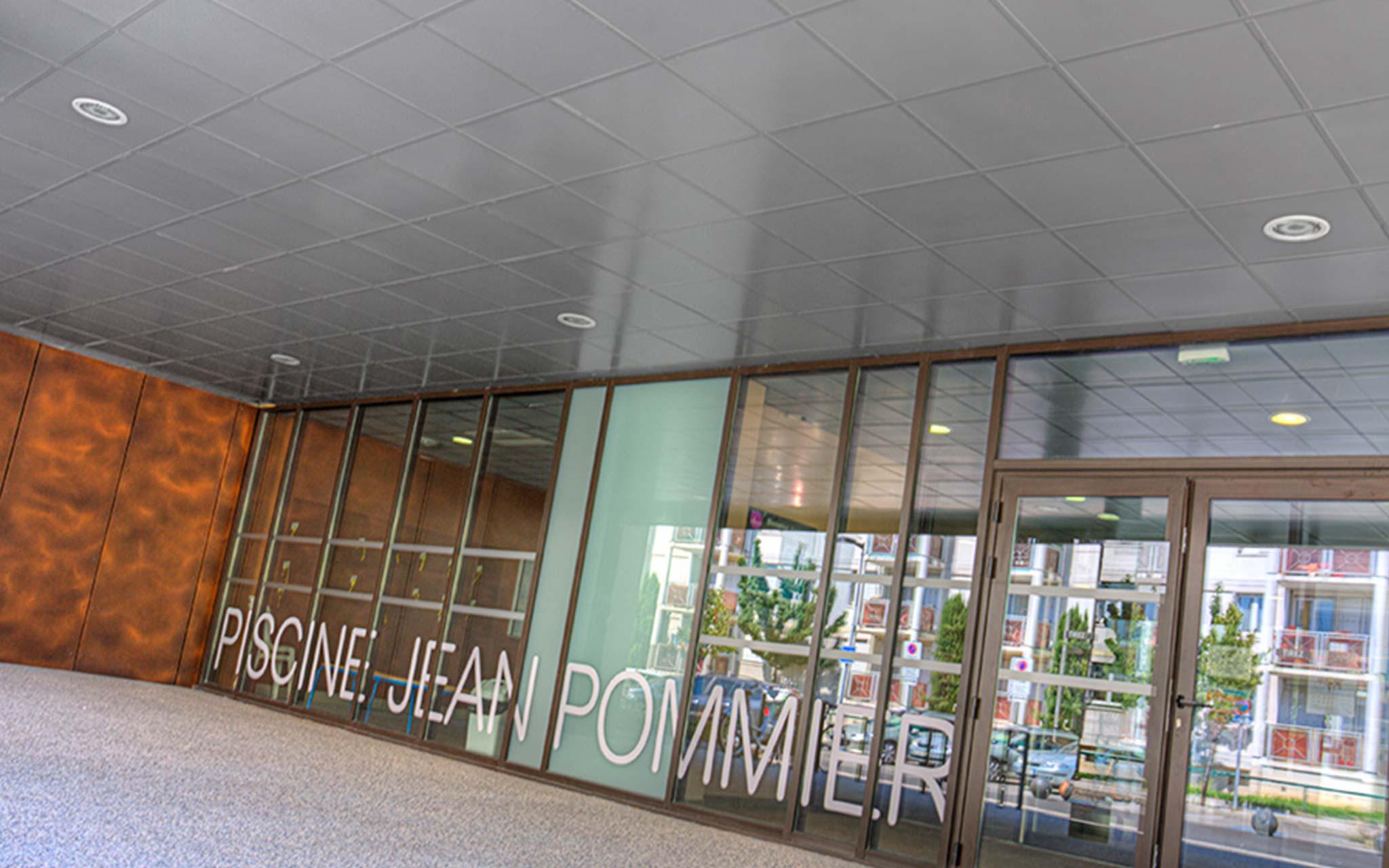 Chantier Piscine Jean Pommier À Valence dedans Piscine Jean Pommier Polygone Valence