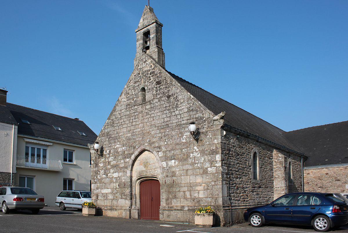 Chapelle De Saint-Cry — Wikipédia à Piscine Nivillac