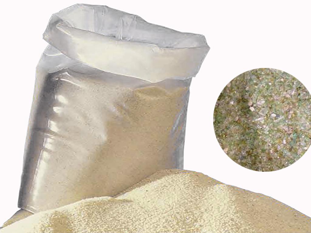 Charge Filtrante Sandglass Verre Filtrant 0,3/1,6 Mm 25Kg Filtre Piscine à Quantite De Verre Pour Filtre Piscine